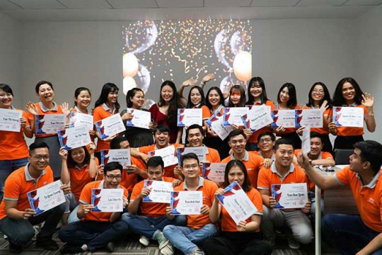 EZ LAND'S EMPLOYEES ENROLLED IN DIGITAL 4.0 TRAINING SESSION