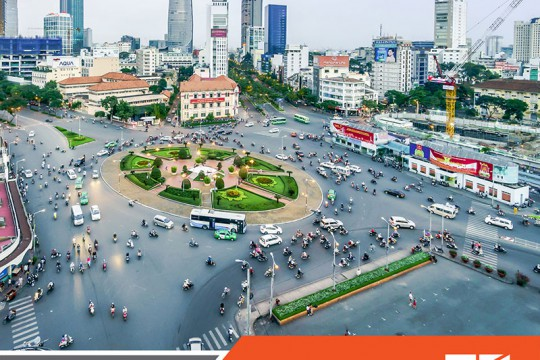 HCMC REAL ESTATE MARKET SHOWS REMARKABLE RECOVERIES